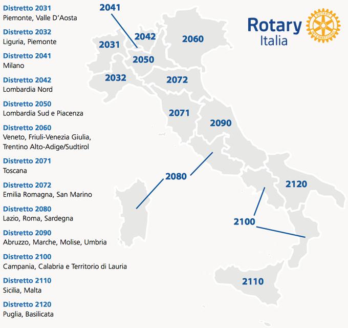 Distretti Rotary - Rotary Club Marsala