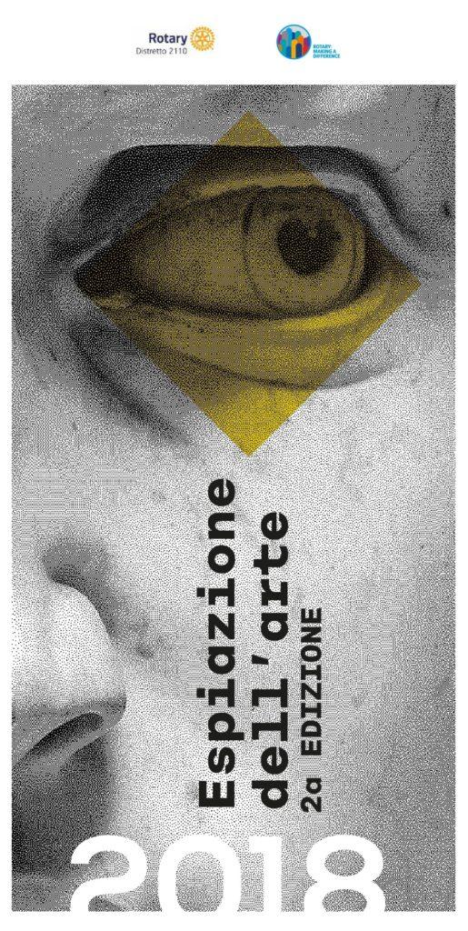 Logo della 2° Edizione del Progetto Espiazione dell'Arte