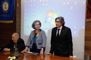 Marilena Lo Sardo e Sebastiano Passarello