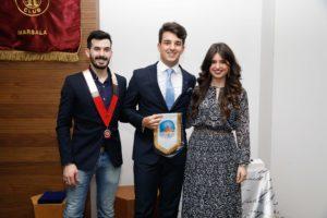 Rotaract Club Marsala - Ammissione di un nuovo socio