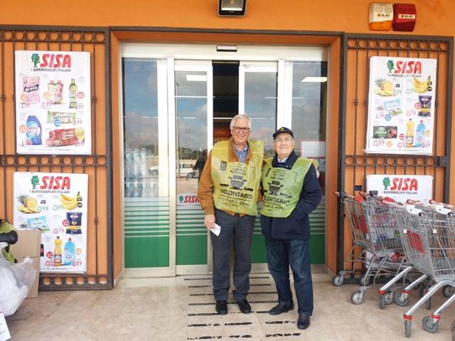 Colletta Alimentare - banco Alimentare - Rotary Marsala