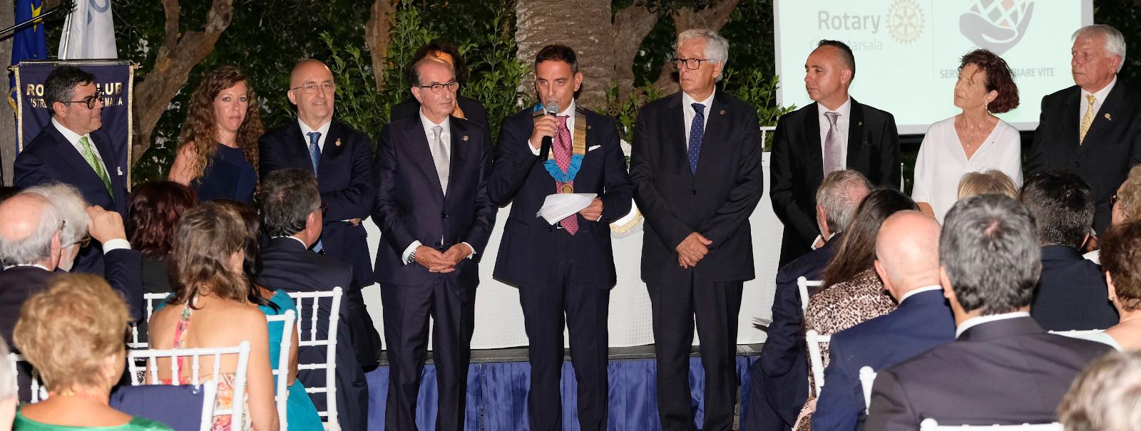 Rotary Club Marsala - Servire per Cambiare Vite